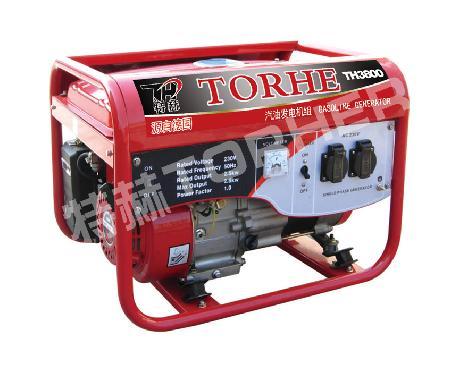 2.5KW手启动家用汽油发电机组