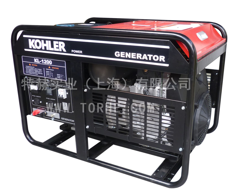 20KW大功率汽油发电机组 原装进口美国科勒动力 KL-12