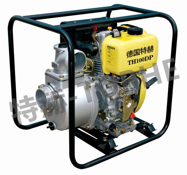 4寸柴油自吸水泵,100mm大口径柴油抽水机组
