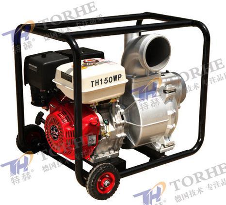 6寸超大流量汽油自吸水泵