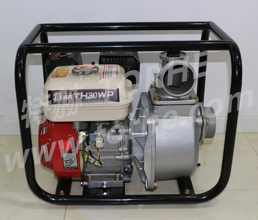 3寸特赫汽油机自吸水泵