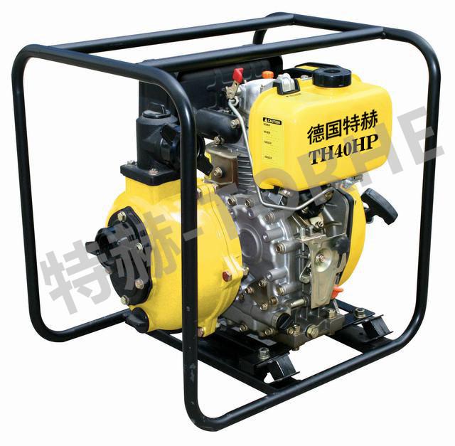 1.5寸柴油高压消防泵
