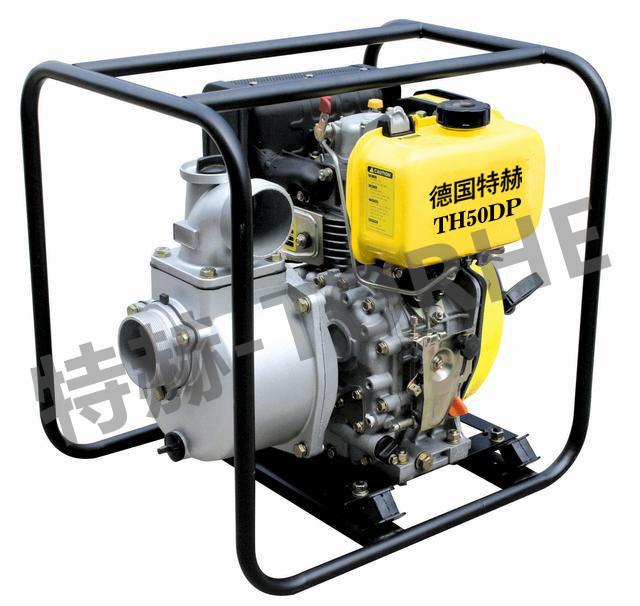2寸柴油自吸水泵