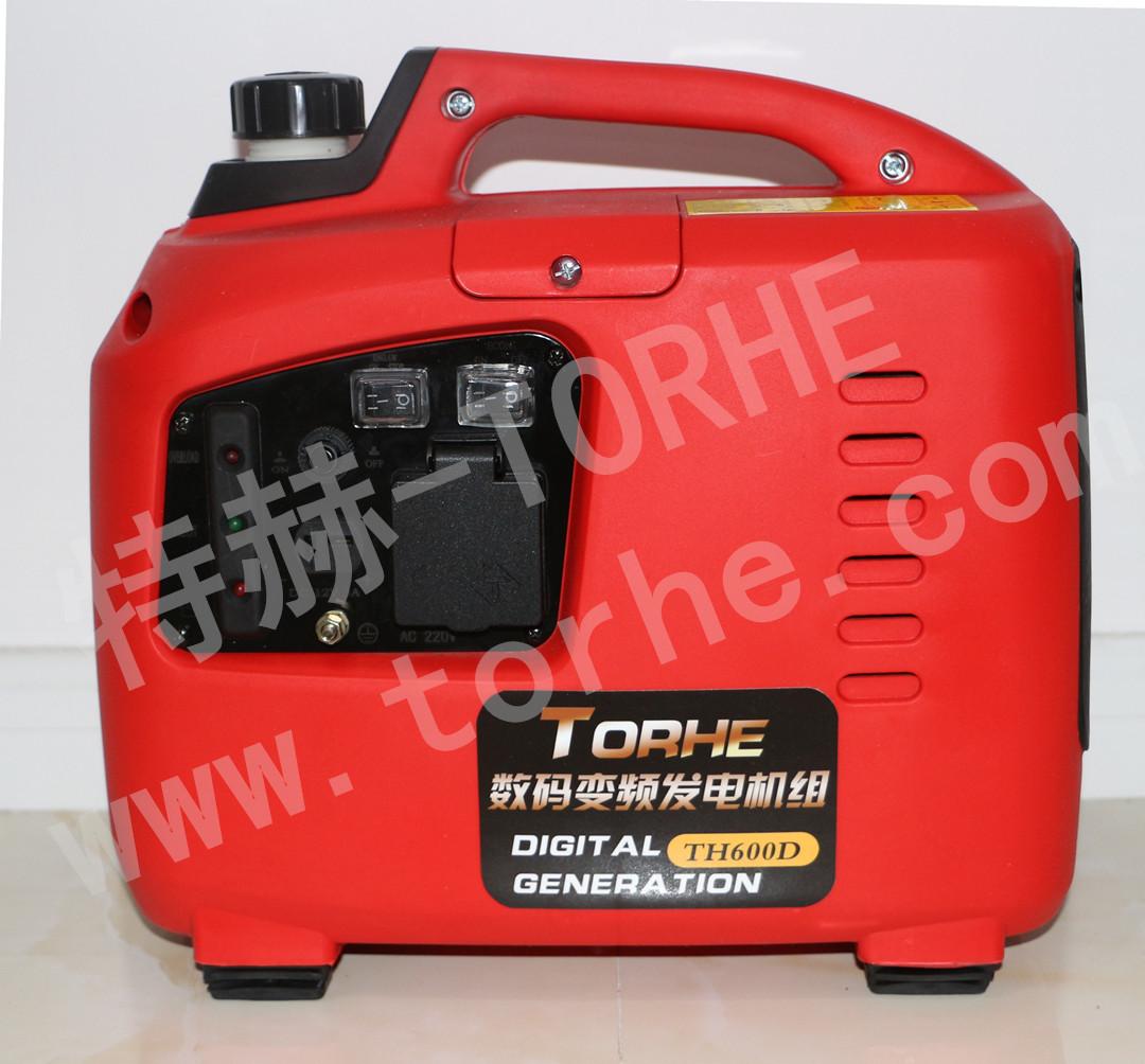500W微型数码变频汽油发电机组