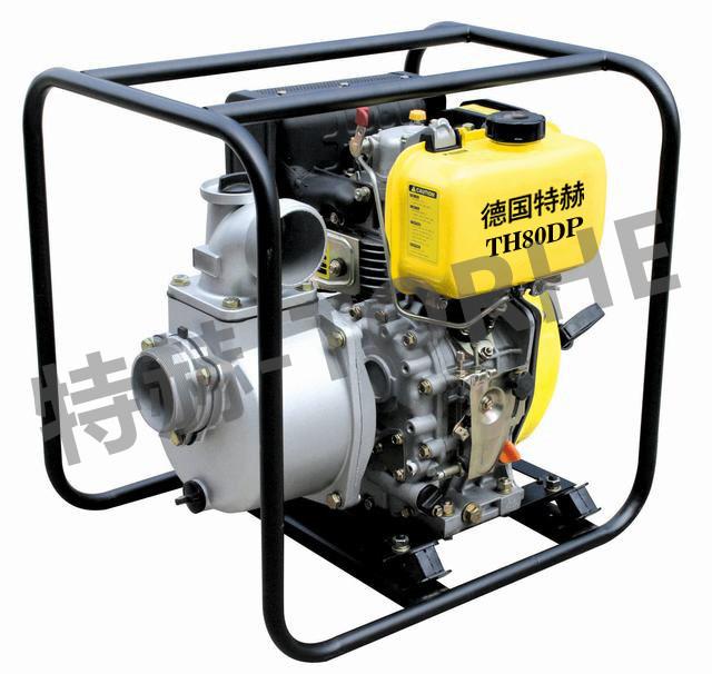 3寸柴油抽水机