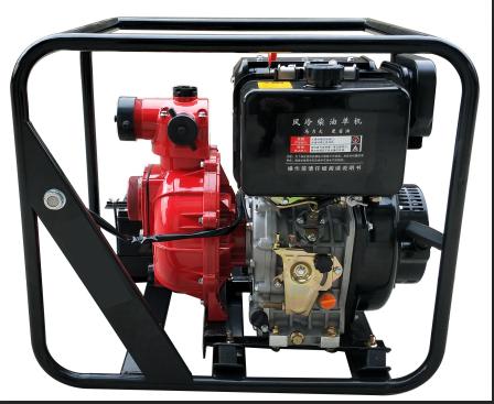 3寸柴油应急高压自吸水泵,7